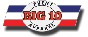 Big10 Event Apparel