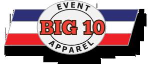 Big10 Event Apparel
